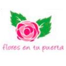 Flores en tu puerta
