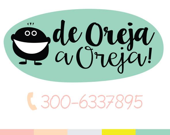 DE OREJA A OREJA